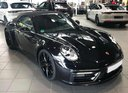 Rent-a-car Porsche 911 Carrera 4S Cabriolet (black) in Beaulieu-sur-Mer, photo 1