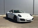 Rent-a-car Porsche 911 Targa 4S White in Menton, photo 1