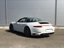 Rent-a-car Porsche 911 Targa 4S White in Cassis, photo 2