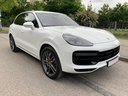 Rent-a-car Porsche Cayenne Turbo V8 550 hp in French Riviera Cote d'Azur, photo 2
