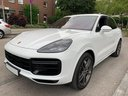 Rent-a-car Porsche Cayenne Turbo V8 550 hp in French Riviera Cote d'Azur, photo 1