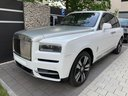 Rent-a-car Rolls-Royce Cullinan White in French Riviera Cote d'Azur, photo 4