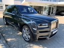Rent-a-car Rolls-Royce Cullinan dark grey in Menton, photo 1